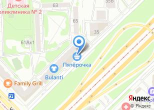 Компания «Дети Казани» на карте