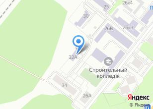 Компания «Детская школа искусств №6 Советского района» на карте