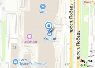 Компания «Lamur» на карте