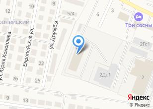 Компания «Автотранс-Поиск» на карте