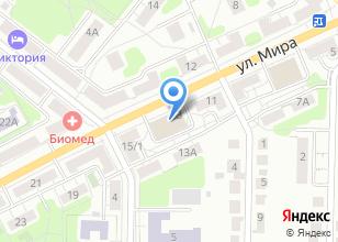 Компания «Взрывные цены» на карте