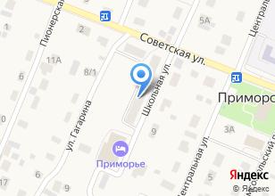 Компания «Швейная мастерская на Школьной» на карте