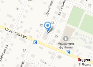 Компания «Карат-М» на карте