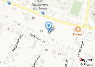 Компания «Техно-Кад» на карте