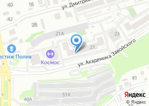 Компания «Pv-art» на карте