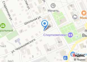 Компания «Каенлык детский сад» на карте