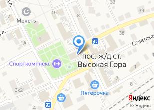 Компания «Магазин элетротоваров на Советской» на карте