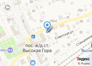 Компания «Межрегиональный кадастровый центр» на карте