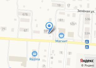 Компания «Промтовары магазин» на карте