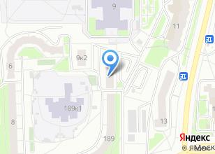Компания «Тато» на карте