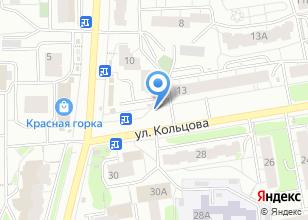 Компания «Дороничи» на карте