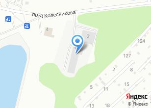 Компания «Кировский дом-интернат для престарелых и инвалидов» на карте