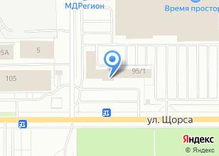 Компания «ИнвестТрейдСервис» на карте