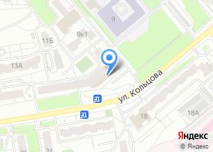 Компания «Документ-Центр» на карте
