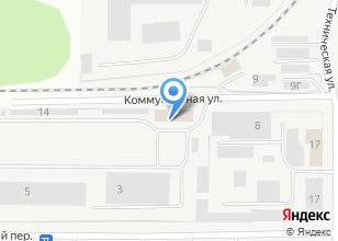 Компания «Кировлеспром» на карте