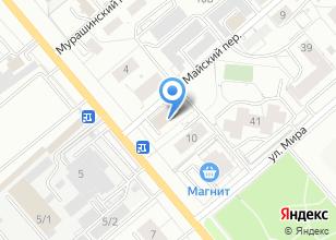 Компания «Государственный архив документов по личному составу Кировской области» на карте