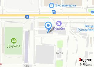 Компания «Спецтекстиль» на карте