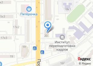 Компания «ЦЕНТР ЛИДЕР 21 ВЕКА» на карте