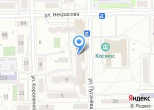 Компания «Магазин наливных духов» на карте