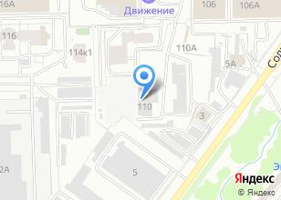 Компания «Автоэлектроника» на карте