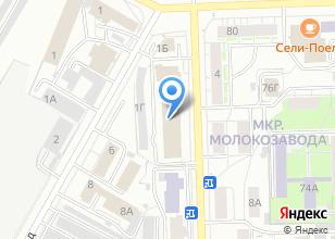 Компания «КлючОптСервис» на карте