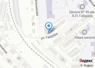 Компания «EUROPA» на карте
