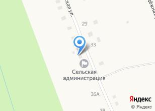 Компания «Администрация сельского поселения Осиновка» на карте
