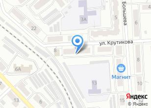 Компания «Стальфонд» на карте