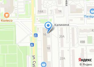 Компания «ЭкономЪ сеть магазинов бытовой химии» на карте