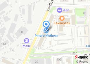 Компания «Загородный дом» на карте