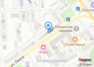 Компания «Ломбард Квартет» на карте