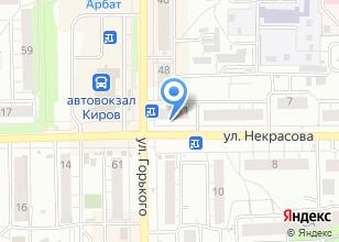 Компания «Ломбард 25 часов» на карте