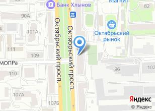 Компания «Автокореец» на карте