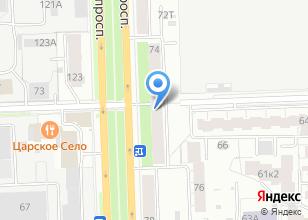 Компания «Хобби Холл» на карте