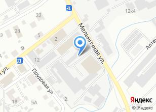 Компания «Ситерон» на карте