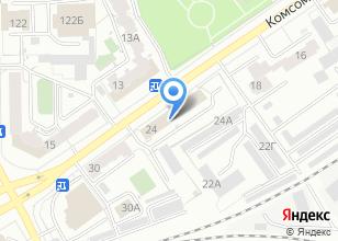 Компания «БЛАГОСОСТОЯНИЕ» на карте