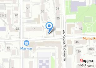 Компания «Скрапушка» на карте