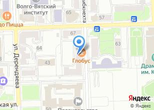 Компания «Парфюм» на карте