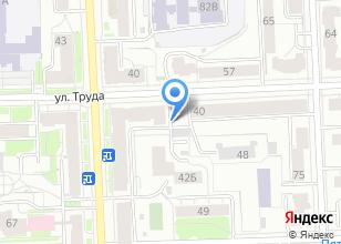 Компания «ШОКОЛАДОFF» на карте