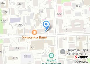 Компания «Dekora» на карте