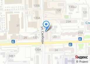 Компания «Империал Ломбард» на карте
