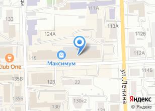 Компания «Авторай» на карте