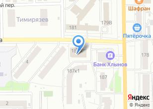 Компания «Рукоделие» на карте