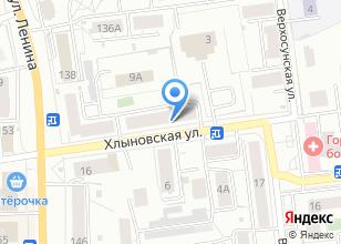 Компания «Салон фото и полиграфических услуг» на карте