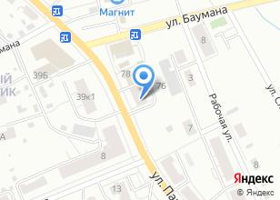 Компания «Вятка-Банк» на карте