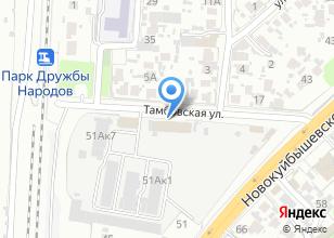 Компания «НГК-Поволжье» на карте