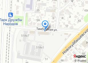 Компания «КМП» на карте