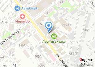 Компания «СтройПроектИзыскания» на карте