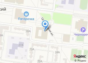 Компания «ГДО» на карте