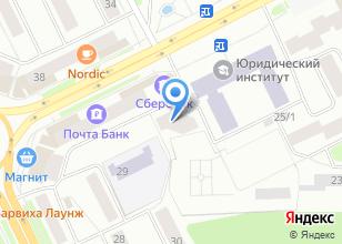 Компания «Триумф» на карте